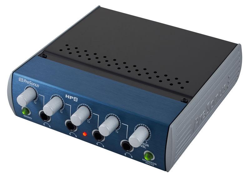 Presonus HP4 Kopfhörerverstärker 4 Kanal / Bild: Thomann.de