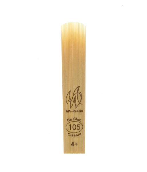 AW Reeds Nr.105 German Clarinet 4+