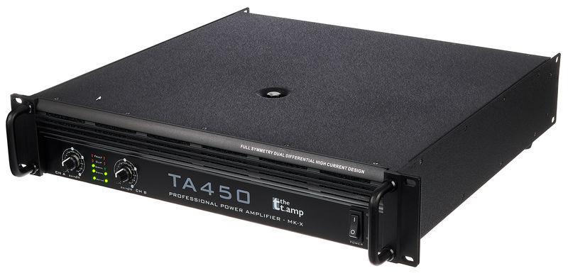 the t.amp TA 450 MK-X