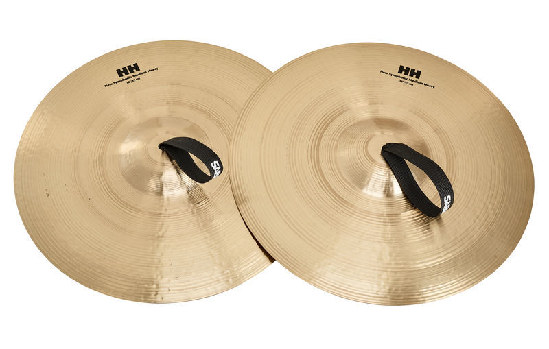 "Sabian 18"" HH New Sym. Med-Heavy"