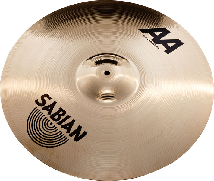 "Sabian 20"" AA Rock Crash"