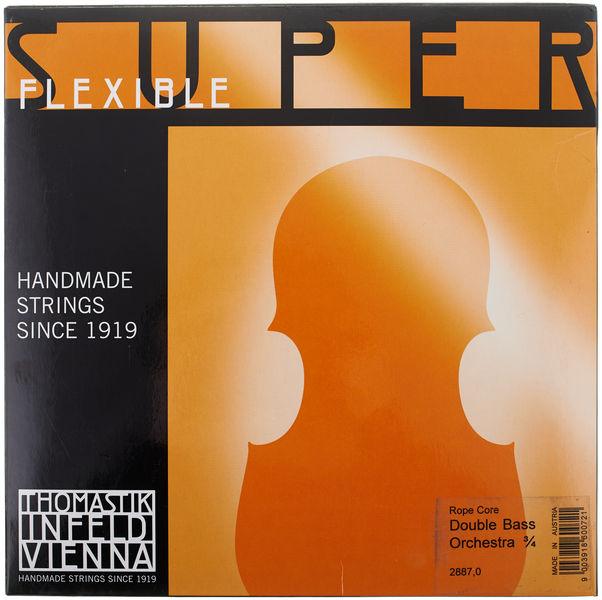 Superflexible Double Bass 3/4 Thomastik