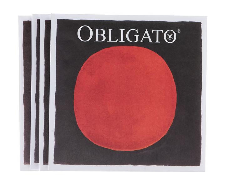 Obligato Violin 4/4 KGL medium Pirastro