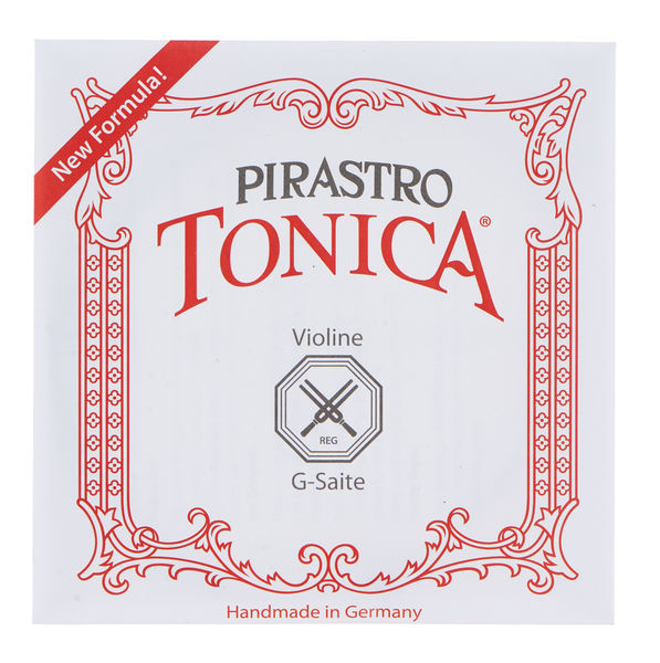 Pirastro Tonica Violin 4/4 medium BTL
