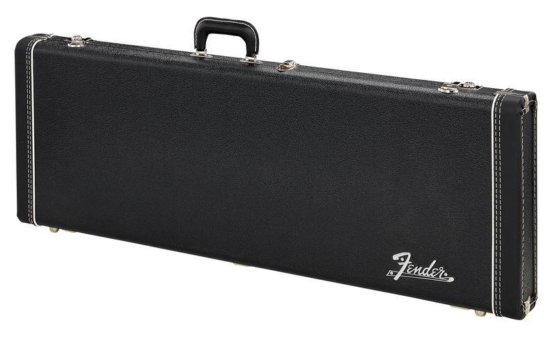 Fender C&G Dlx Strat/Tele Case BK