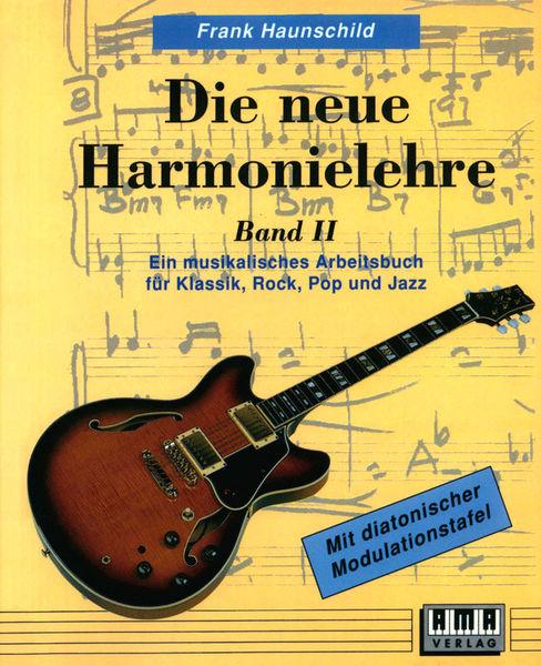 Die neue Harmonielehre II AMA Verlag
