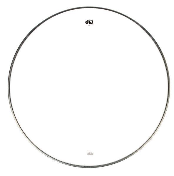"DW 16"" Transparent Drumhead"
