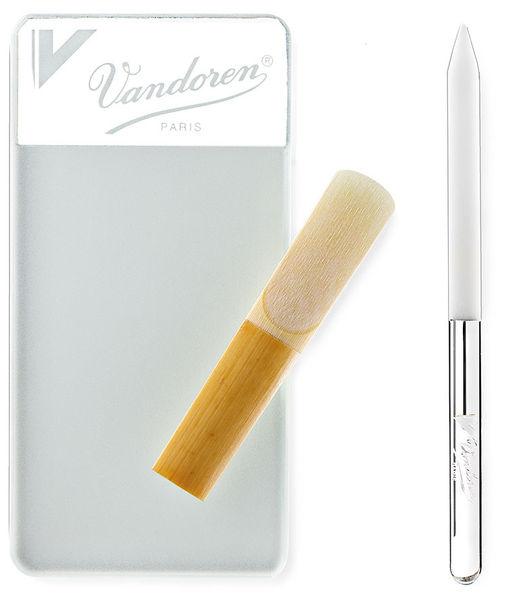 Vandoren Reed Resurfacer with Stick