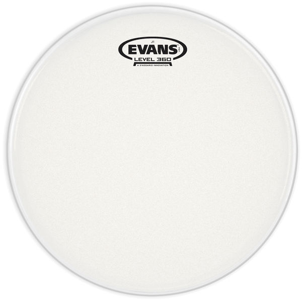 "Evans Genera 13"" J1 Etched Tom Head"