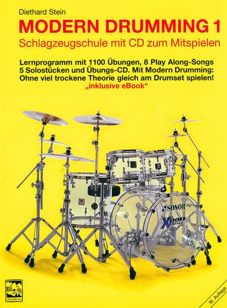 Modern Drumming 1 Leu Verlag