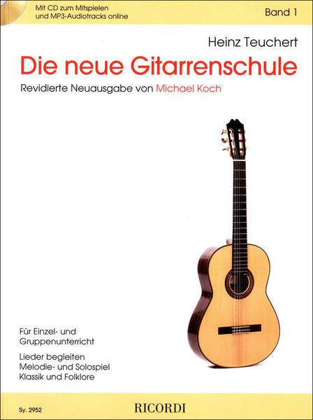Ricordi Die neue Gitarrenschule Bd. 1