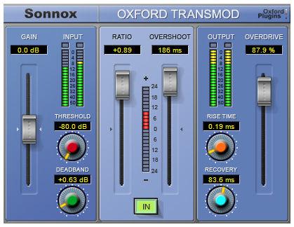 Sonnox Oxford TransMod Native