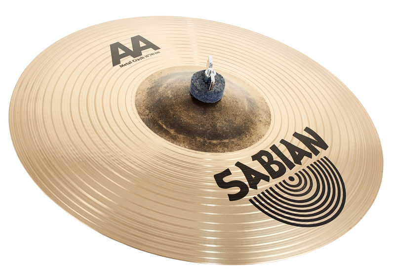 "Sabian AA 16"" Metal Crash"