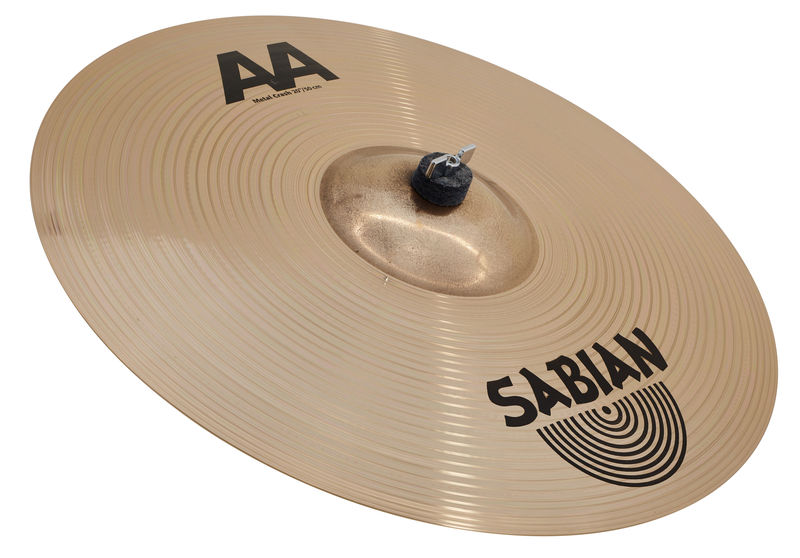 "Sabian AA Metal 20"" Crash"