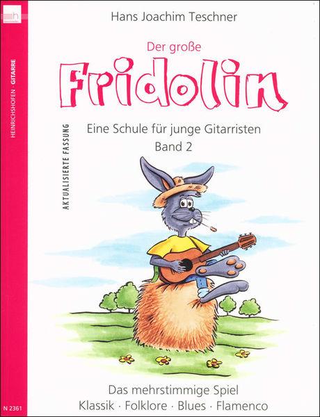 E Heinrichshofen Der große Fridolin Vol.2