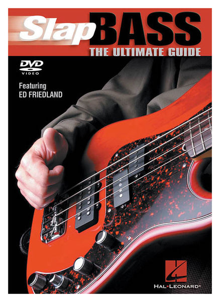 Hal Leonard Slap Bass DVD