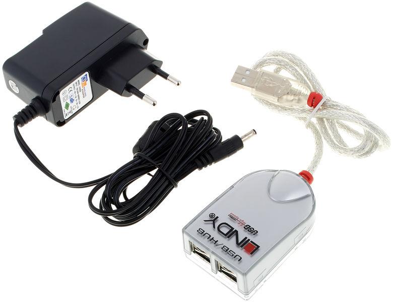 Lindy Smart Pro USB 2.0 Hub