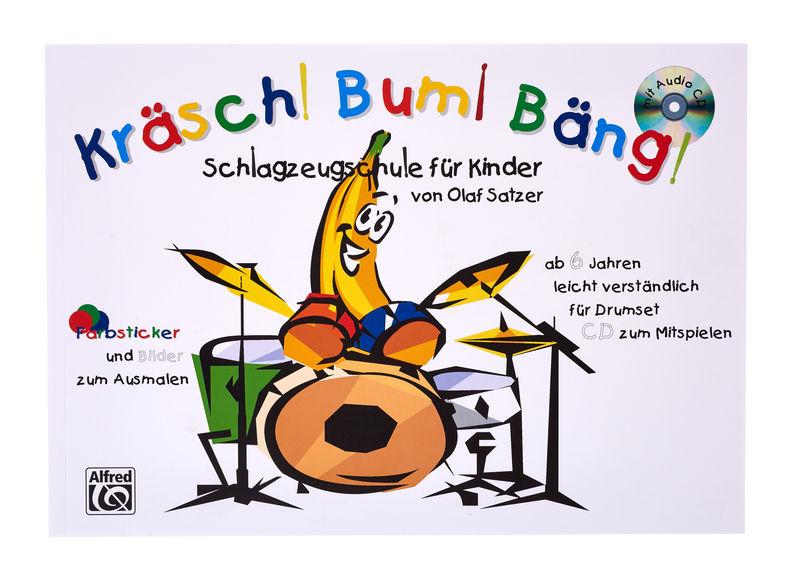 Kräsch Bum Schule 1 Alfred Music Publishing