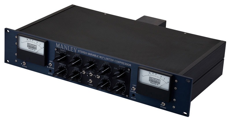 Manley Variable MU Compressor/Limiter