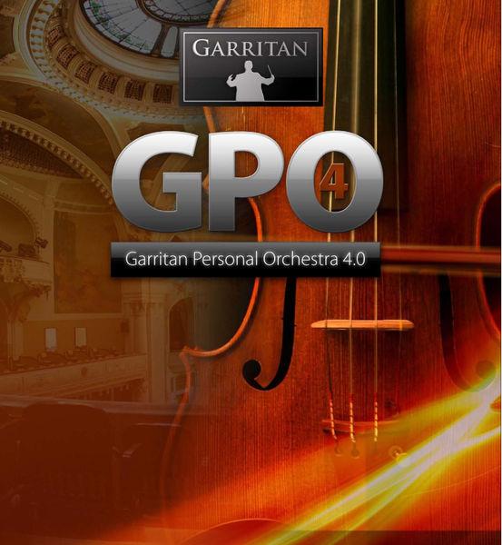 Gary Garritan Personal Orchestra 4
