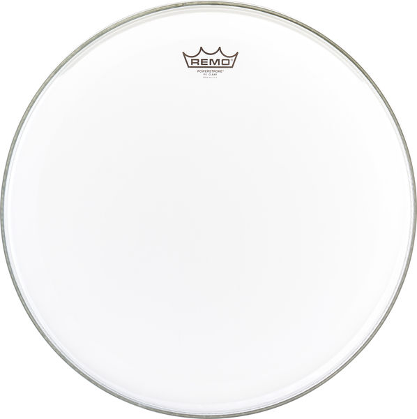 "Remo 18"" Powerstroke 4 Clear"