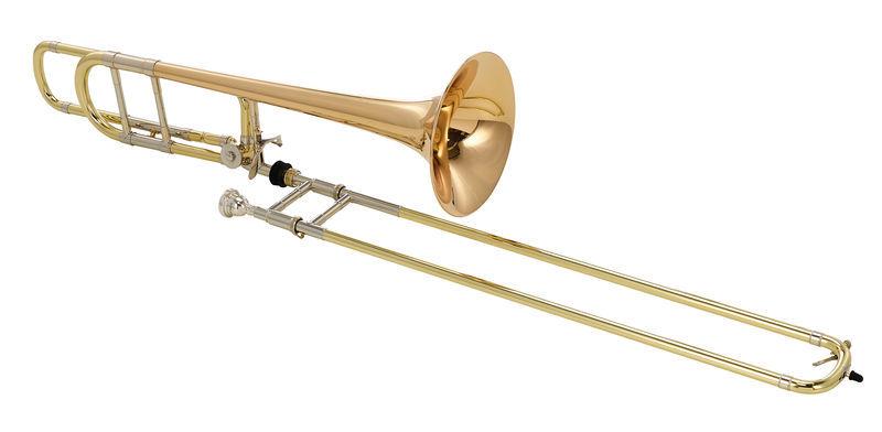Bach 36BOG Bb/F-Tenor Trombone