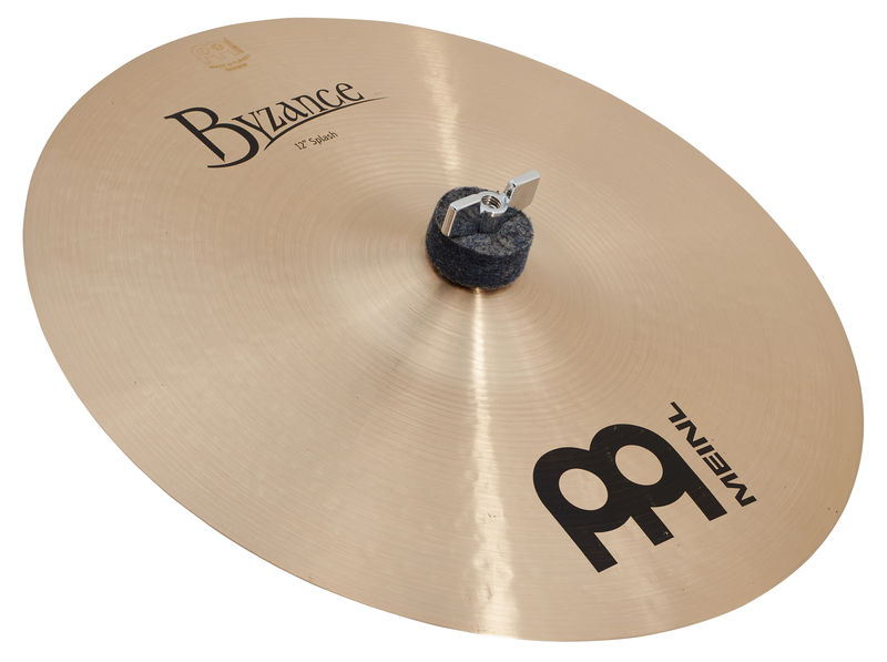 "Meinl 12"" Byzance Splash Traditional"