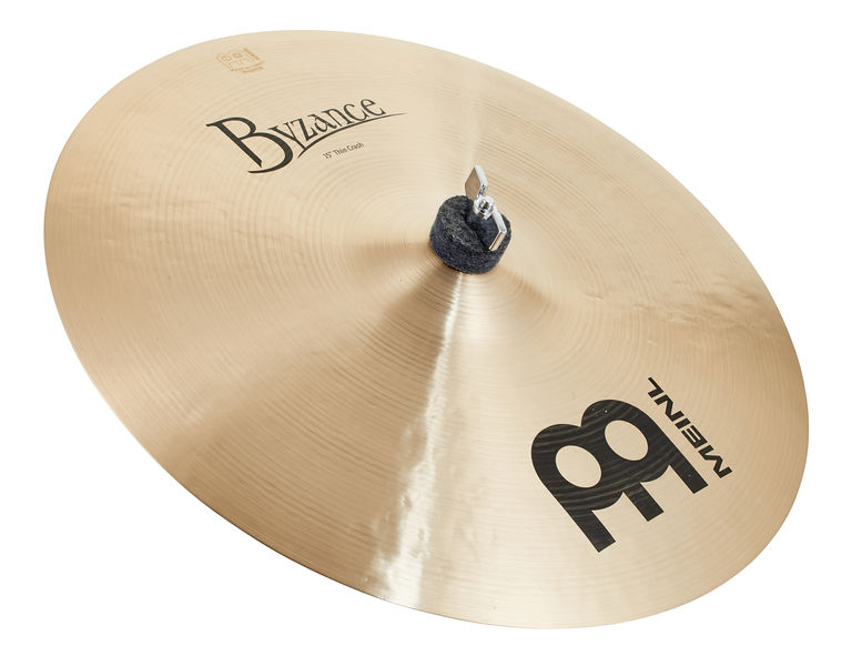 "Meinl 15"" Byzance Thin Crash"