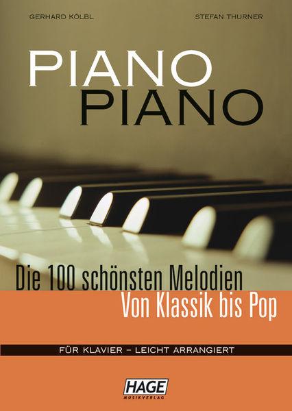 Piano Piano Vol.1 Easy Hage Musikverlag