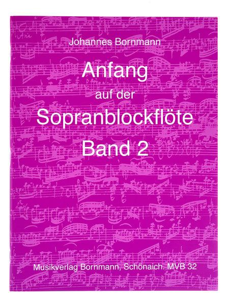 Anfang Sopranblockflöte 2 Johannes Bornmann