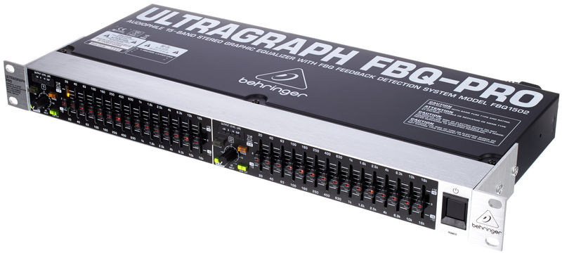 Behringer FBQ1502 Ultragraph Pro
