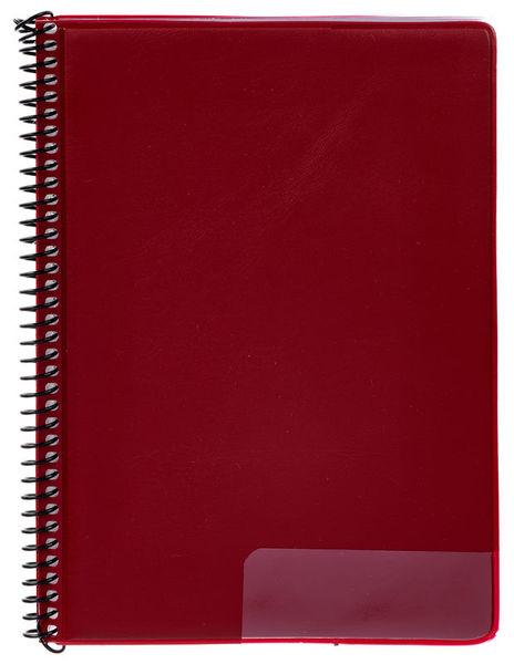 Star Marching Folder 245/10 Red