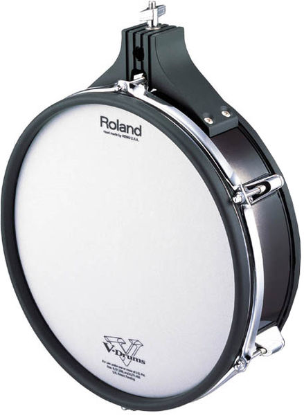 roland pd 125bk 12 v drum pad thomann uk rh thomann de Clip Art User Guide User Manual