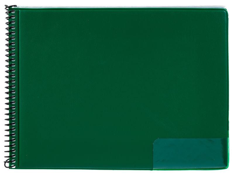 Star Marching Folder 146/10 Green