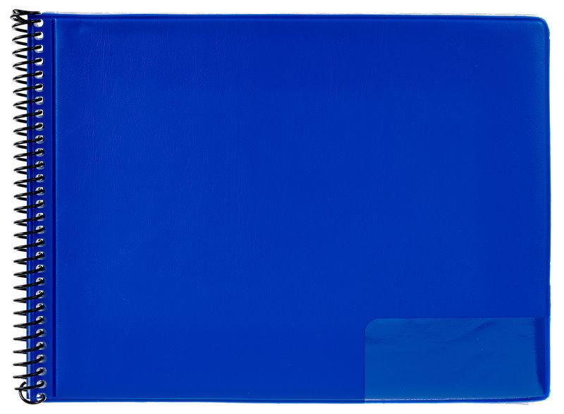 Star Marching Folder 146/15 Blue