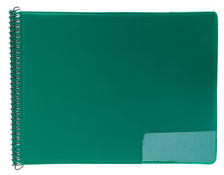 Star Marching Folder 146/20 Green