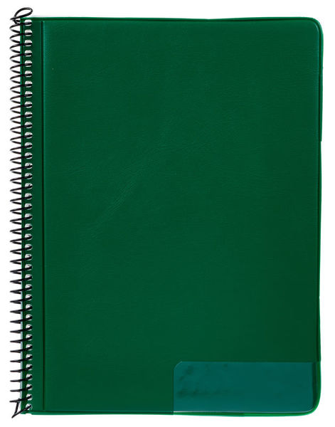 Star Marching Folder 145/10 Green