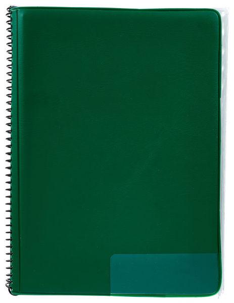 Star Marching Folder 145/25 Green