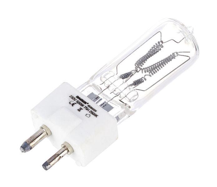 Omnilux 500W A1 GY9,5 Lamp