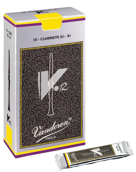 Vandoren V12 4 Bb-Clarinet