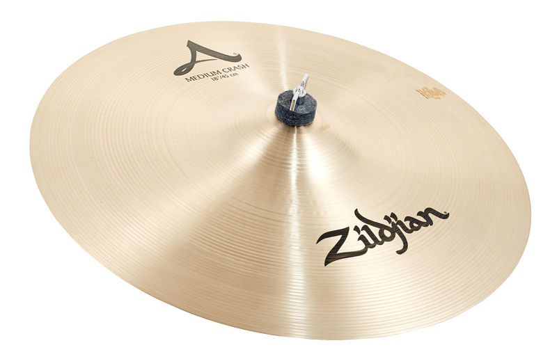 "Zildjian 18"" A-Series Medium Crash"