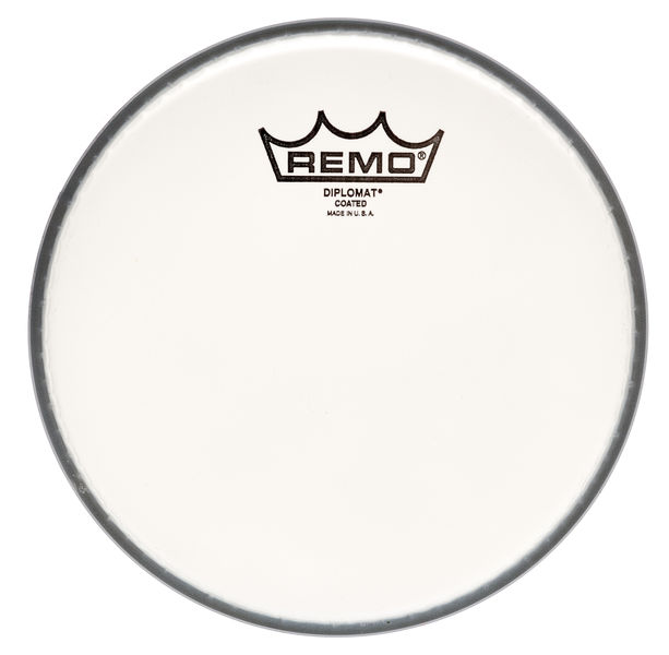 "Remo 08"" Diplomat Coated"