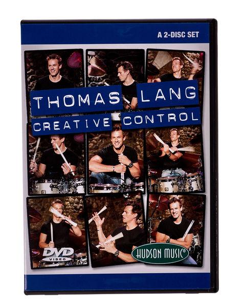 Hudson Music T. Lang Creative Control (DVD)