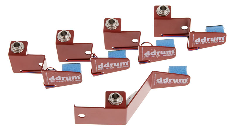 DDrum DDRSKIT Red Shot Trigger Set
