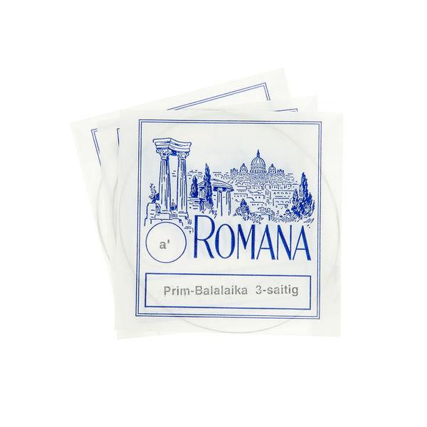 Romana Balalaika 3 String Set