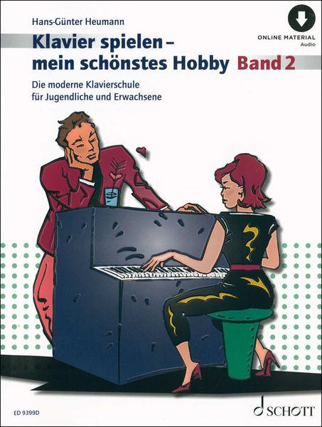 Klavier Spielen-mein Schönstes Hobby Schott ED 8246,Bd1,Neu mit CD