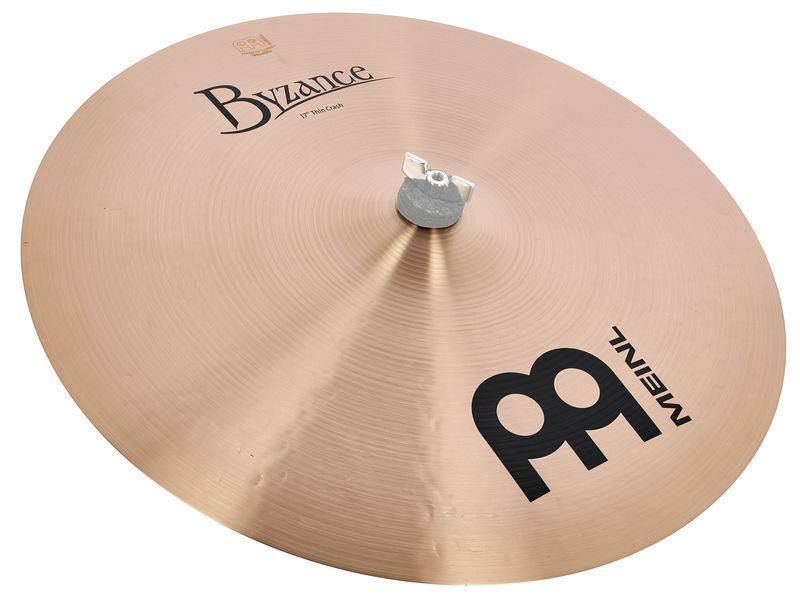 "Meinl 17"" Byzance Thin Crash"