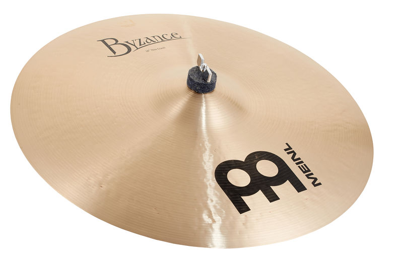 "Meinl 18"" Byzance Thin Crash"