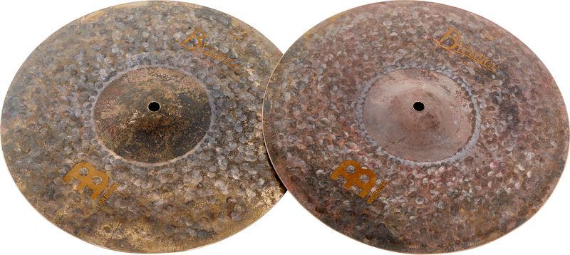 "Meinl 14"" Byzance Hi-Hat Extra Dry"