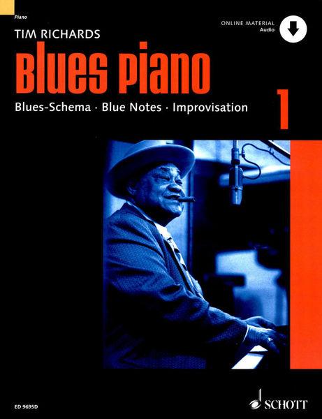 Schott Blues Piano 1